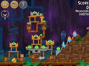 Angry Birds Short Fuse Level 28-9 Walkthrough