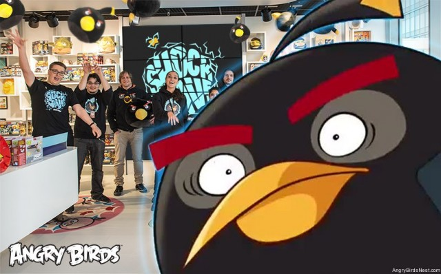 Angry Birds Short Fuse Part 2 Update Featured Image