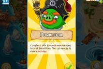 Angry Birds Epic Porktuga Dungeon Walkthrough