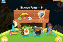 Angry Birds Epic Bamboo Forest Level 9 Walkthrough