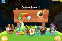 Angry Birds Epic Canyon Land Level 1 Walkthrough