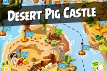 Angry Birds Epic Desert Pig Castle Walkthrough
