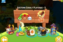 Angry Birds Epic Eastern Cobalt Plateaus Level 5 Walkthrough