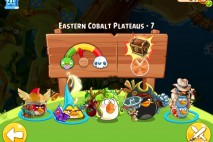 Angry Birds Epic Eastern Cobalt Plateaus Level 7 Walkthrough