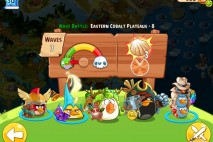 Angry Birds Epic Eastern Cobalt Plateaus Level 8 Walkthrough
