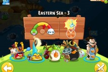 Angry Birds Epic Eastern Sea Level 3 Walkthrough