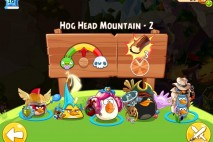 Angry Birds Epic Hog Head Mountain Level 2 Walkthrough