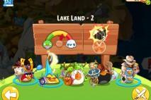 Angry Birds Epic Lake Land Level 2 Walkthrough