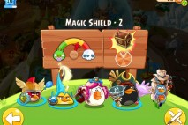 Angry Birds Epic Magic Shield Level 2 Walkthrough