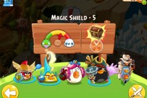 Angry Birds Epic Magic Shield Level 5 Walkthrough