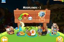 Angry Birds Epic Moorlands Level 1 Walkthrough