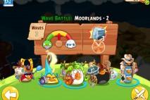 Angry Birds Epic Moorlands Level 2 Walkthrough