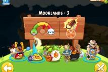 Angry Birds Epic Moorlands Level 3 Walkthrough