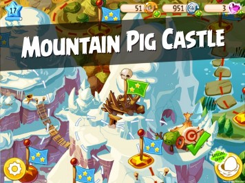 Angry Birds Epic Mountain Pig Castle Featured Image