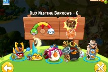 Angry Birds Epic Old Nesting Barrows Level 6 Walkthrough