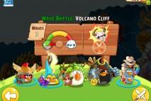 Angry Birds Epic Volcano Cliff Walkthrough