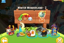 Angry Birds Epic Winter Wonderland Level 2 Walkthrough