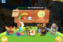Angry Birds Epic Winter Wonderland Level 3 Walkthrough