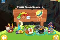 Angry Birds Epic Winter Wonderland Level 4 Walkthrough