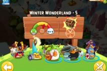 Angry Birds Epic Winter Wonderland Level 5 Walkthrough