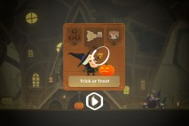 Tiny Thief Bewitched Level 7-1 Trick or Treat