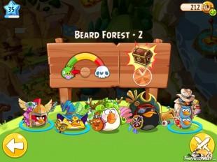 Angry Birds Epic Beard Forest Level 2 Walkthrough