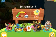 Angry Birds Epic Eastern Sea Level 7 Walkthrough