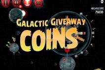 Angry Birds Star Wars II Galactic Giveaway | All Naboo Invasion Coin Walkthroughs