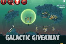 Angry Birds Star Wars II Galactic Giveaway | All Rewards Chapter Coin Walkthroughs