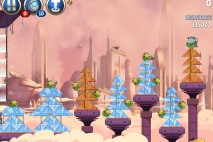 Angry Birds Star Wars 2 Rise of the Clones Level B4-15 Walkthrough