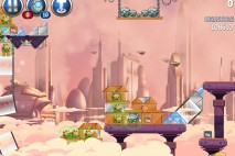 Angry Birds Star Wars 2 Rise of the Clones Level B4-18 Walkthrough