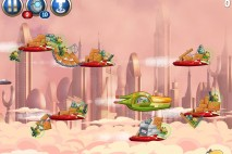 Angry Birds Star Wars 2 Rise of the Clones Level B4-20 Walkthrough