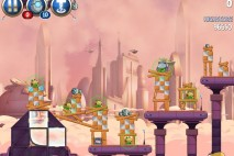 Angry Birds Star Wars 2 Rise of the Clones Level B4-6 Walkthrough