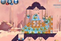 Angry Birds Star Wars 2 Rise of the Clones Level B4-7 Walkthrough