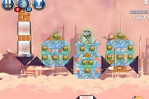Angry Birds Star Wars 2 Rise of the Clones Level B4-9 Walkthrough