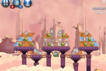 Angry Birds Star Wars 2 Rise of the Clones Level B4-S1 Walkthrough