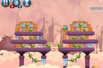 Angry Birds Star Wars 2 Rise of the Clones Level B4-S2 Walkthrough