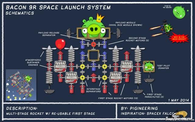 SpaceX Falcon 9R
