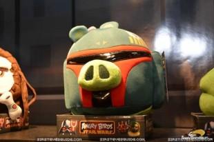 Angry Birds Star Wars Toys : Angry birds star wars u kids youtube