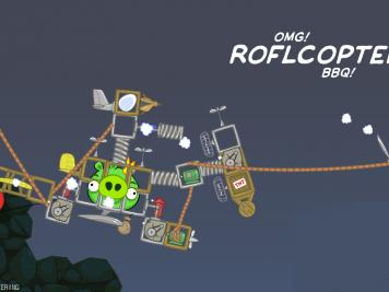 Pigineering - ROFLCOPTER