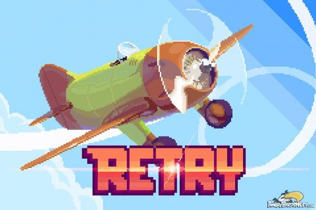 Rovio LVL11 Retry