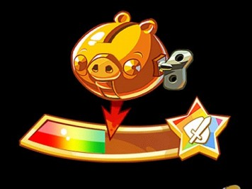 Angry Birds Epic Golden Pig and Rainbow Bar Featured Image