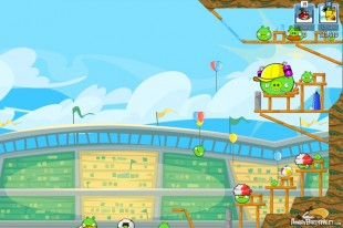 Angry Birds Friends Bird Cup Tournament Level 2 Week 108 Power Up & 3 Star Walkthroughs | June 9th 2014