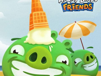 Angry Birds Friends Sizzling Summer Tournament Featured Image