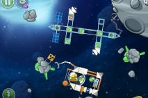 Angry Birds Space Beak Impact Level 8-18 Walkthrough