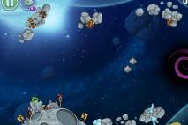 Angry Birds Space Beak Impact Level 8-20 Walkthrough