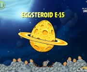 Golden Eggsteroid E-15
