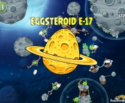 Golden Eggsteroid E-17