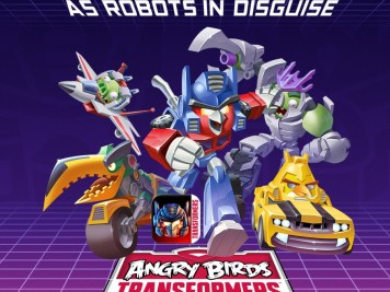 Angry Birds Transformers is Real Featured Image