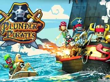 Plunder Pirates Rovio Stars Feature